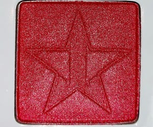 eyeshadow, jeffree star, and red image