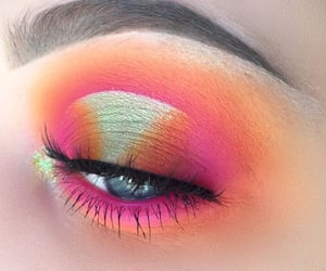 eyeshadow, makeup, and followcollection image