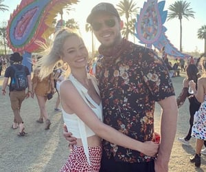 nicholas hoult and bryana holly image