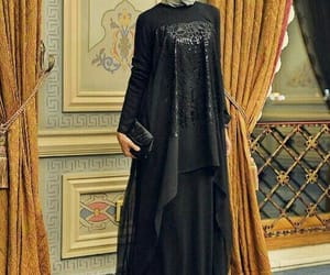 fashion, hijab, and hijab fashion image