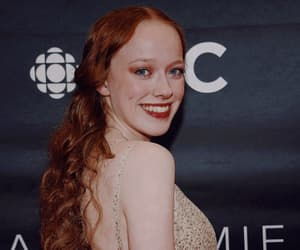 actress, amybeth mcnulty, and beautiful image