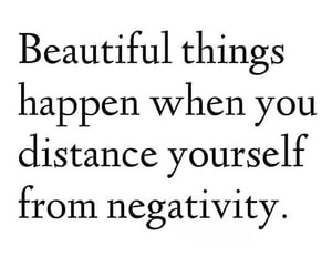quotes, negativity, and beautiful image