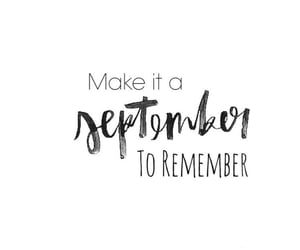 September, quotes, and autumn image