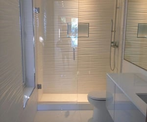 bathroom, design, and Hot image