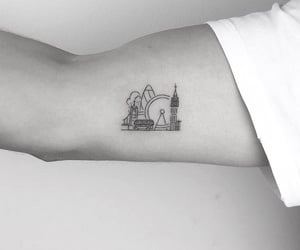 tattoo and london image