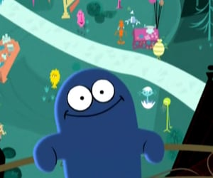 cartoons, childhood, and Fosters Home for Imaginary Friends image
