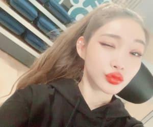 chungha and kpop image