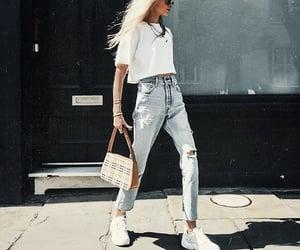 bag, Burberry, and fashion image