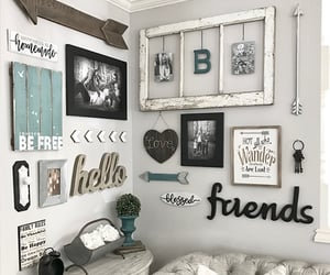 art, diy, and home decor image