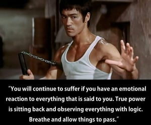 9gag, bruce lee, and pass image