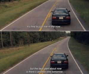 aesthetic, car, and sad image