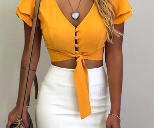 fashion, moda, and top image