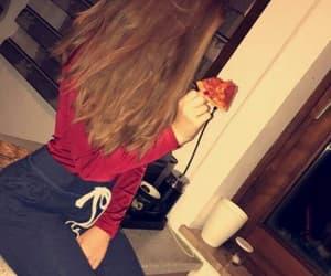blonde hair, food, and حب عشق الم فراق image