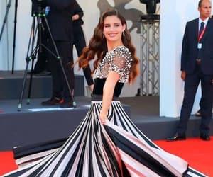 celebrities, film festival, and venice image