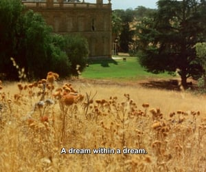 Dream, field, and movie image