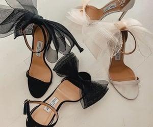 heels and Jimmy Choo image