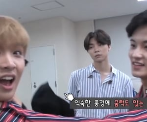 johnny, nct 127, and mark image
