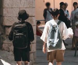 jh, yoongi, and j hope image