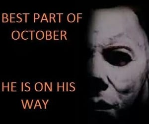 Halloween, october, and michaelmyers image