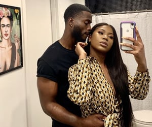 black love, cute, and issa relationship image