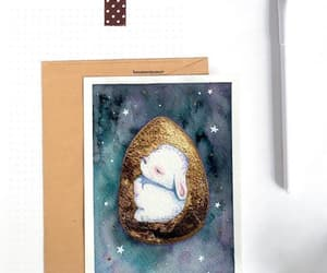 etsy, spaceart, and celestial nursery image