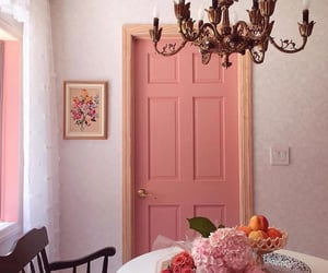 flowers, inspiration, and interior image