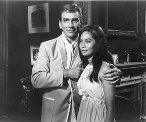 60's, nancy kwan, and john fraser image