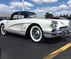 50s, auto, and cars image