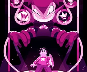 amethyst, pearl, and steven image