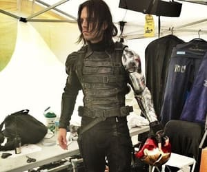 Avengers, Marvel, and sebastian stan image