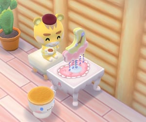 adorable, animal crossing, and marty image