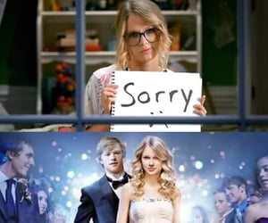music video, Taylor Swift, and lucas till image