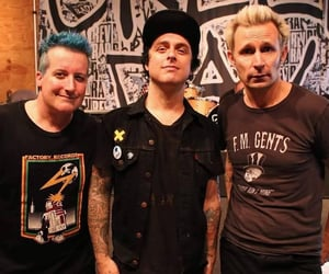 2016, mike dirnt, and bja image