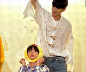 x1, seungwoo, and dongpyo image