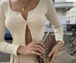 fashion, dior, and beige image