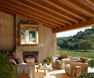 chilling, furniture, and outdoor living image