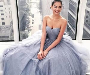 ball gown, evening dresses, and party dress image