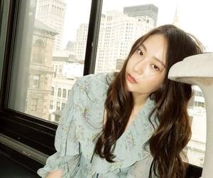 girl, krystal, and 에프엑스 image