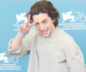 archive, vintage, and chalamet image