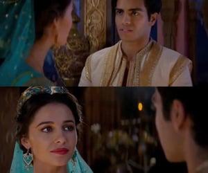 aladdin, princess, and 2019 image