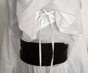 etsy, cotton blouse, and wrap blouse image