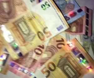 dollar, euro, and europe image