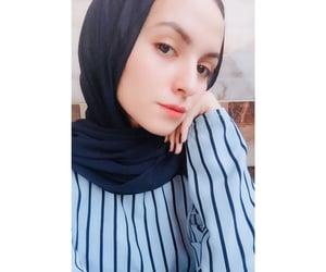 fashionable, girls, and hijab image