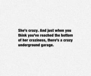 craziness, crazy, and girl image