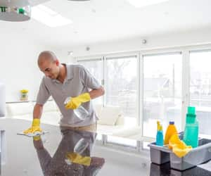 one off cleaning london, good cleaner in london, and cheap commercial cleaning image