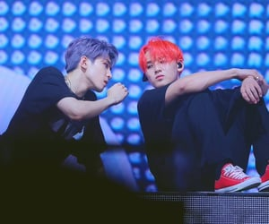 otp, Seventeen, and meanie image