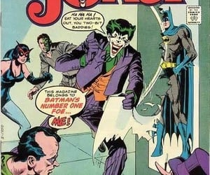 the joker, clown prince of crime, and dc superstar image