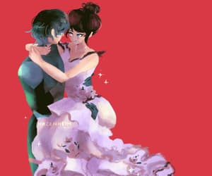 art, love, and marinette cheng image