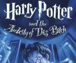 harry potter, meme, and book image