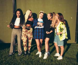 celebrities, little mix, and leigh anne pinnock image